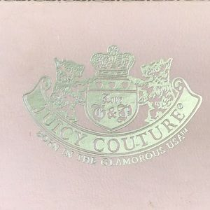 Juicy couture charm bracelet with charm